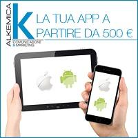 Sviluppa la tua app Android e IOS!